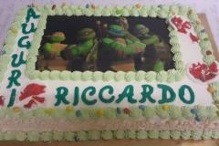 torta meringata Riccardo
