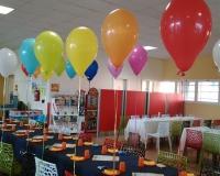 palloncini su sedia 1
